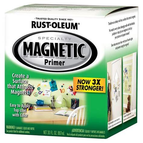 rust oleum 247596 magnetic interior primer magnetic primer walmart