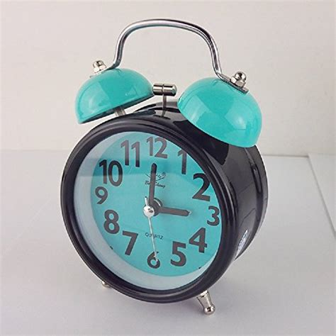 loud alarm clock for heavy sleepers with bell and light ghome offer new ebay