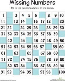 best 25 counting to 100 ideas on pinterest number chart