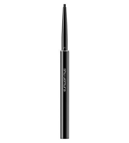 shu uemura lasting gel pencil eyeliner selfridges