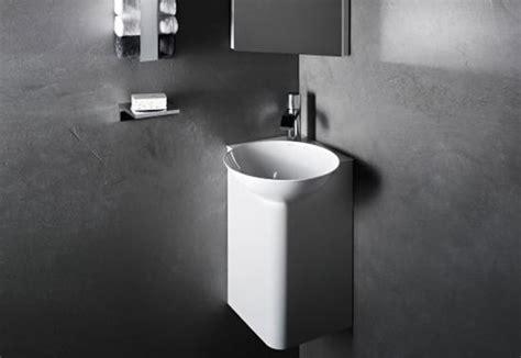 Modern Corner Bathroom Sinks Corner Bathroom Sinks Creating Space Saving Modern