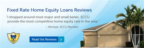 home equity loan rates second mortgage rates from sccu
