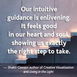 living in the light shakti gawain practicing a new way of living an excerpt from living in