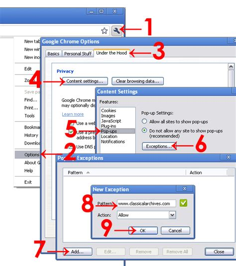 How To Stop Chrome From Searching In Address Bar How To Block A Website In Chrome Ehow New Style For 2016 2017