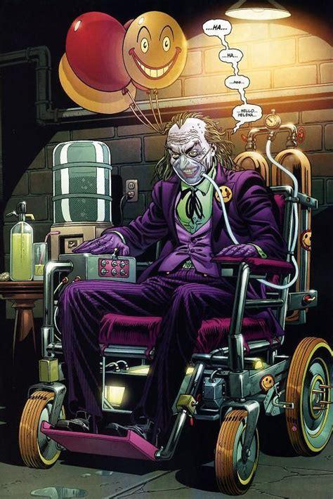 joker earth  dc comics