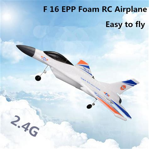 remote control jet f 16 fighting 1 piece 2 channels shatter resistant rc plane f16 rc jet