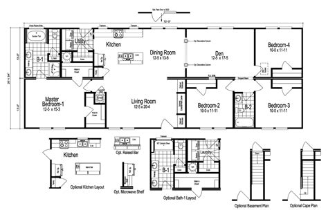 palm harbor mobile home floor plans view the drake floor plan for a 1882 sq ft palm harbor