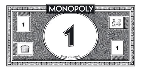 monopoly money template the trouble with pretend money