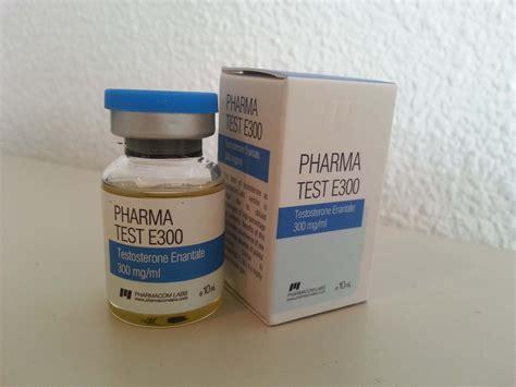 Pharma Test E 300 Pharmacom Labs Pharmatest Testosterone Enantate 300 Pharmacom Labs Pharma Test E300 Lab Test Results