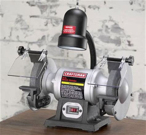 craftsman 6in bench grinder 6 inch bench grinders craftsman vs ryobi vs porter cable