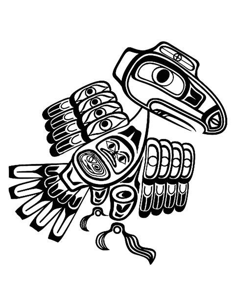 art northwest coastal people crow aida native american