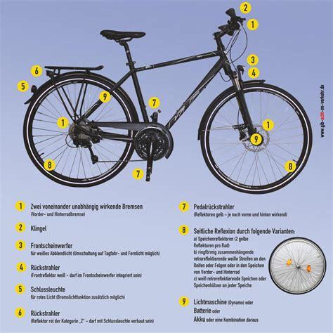 beleuchtung vorne am fahrzeug beleuchtung am fahrrad