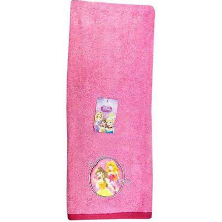 Disney Princess Bath Towel Pink disney princess bath towel walmart