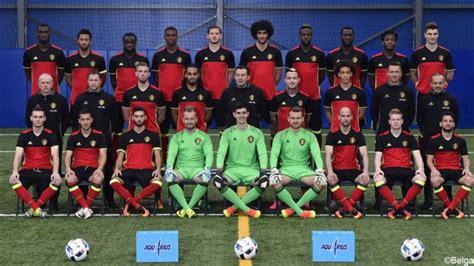 voetbal belgie alle rode duivels worden gekiekt quot smile quot