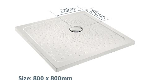 Low Access Shower Trays by Slimline