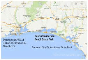 map of emerald coast florida emerald coast florida images
