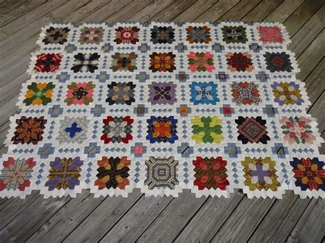 Boston Quilt by Is A Stitch Random Thoughts That Make Me Smile