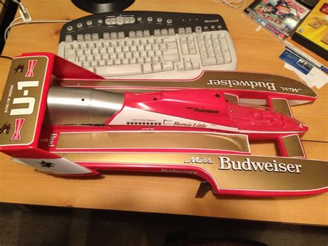 boat props calgary mrp miss budweiser boat for sale rccanada canada radio