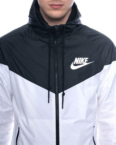 nike windbreaker nike windrunner jacket white men women windbreaker hoodie