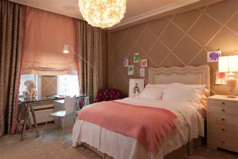 desain  warna cat kamar tidur romantis  cantik