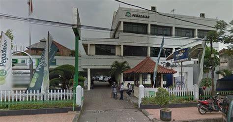 alamat kantor pegadaian  seputaran pusat kota bandung