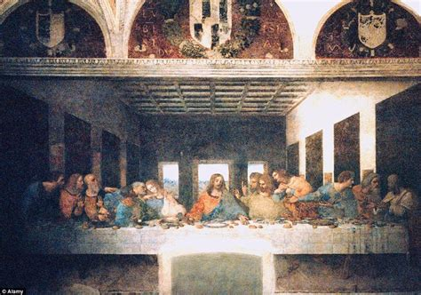 The Secret Supper 129 best images about wallpaper on heat miser sistine chapel and halley s comet
