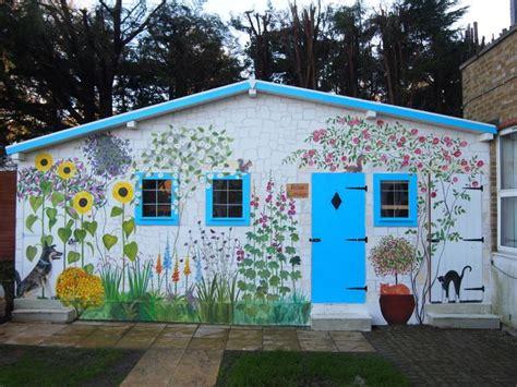 Garden Mural Ideas 25 Best Ideas About Garden Mural On Mural Ideas Murals And Pip Studio
