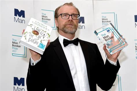 george saunders gana el premio booker con una novela sobre abraham lincoln george saunders gana el man booker con una novela sobre lincoln