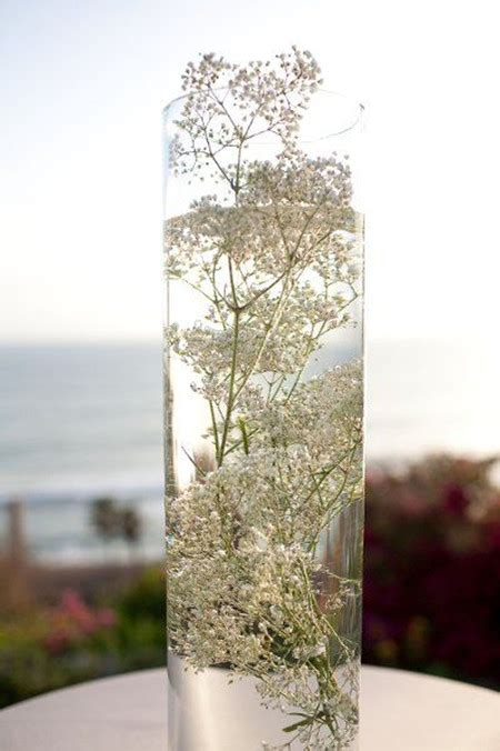 Cheap Tall Wedding Vases Dainty And Lovely 25 Easy Ideas Of Baby S Breath