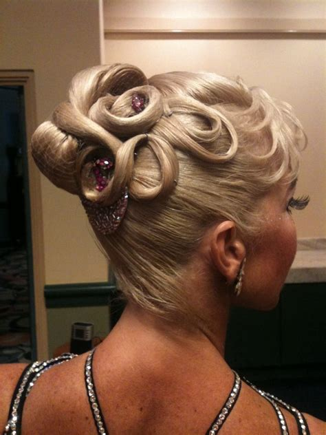 ballroom hair styles with bangs how to ballroom hair beautiful updo and mom