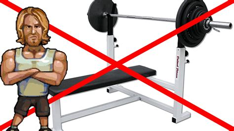 best home bench press bench press 5 biggest bench press mistakes youtube