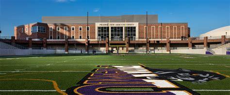 Prairie View A M Mba by Prairie View A M Football Complex Sports Design Smith