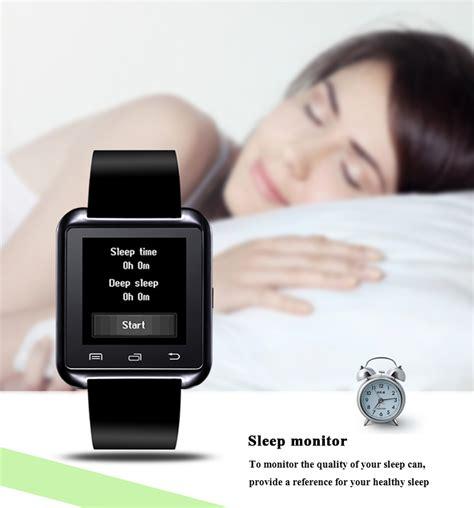 Smart U8 Bluetooth For Smartphones Ios Apple Iphone Android u8 plus bluetooth smart bracelet fit for smartphones