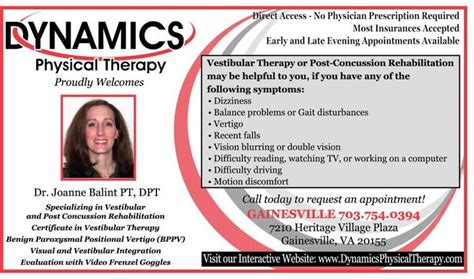 therapy va 17 best images about dynamics physical therapy on physical therapy