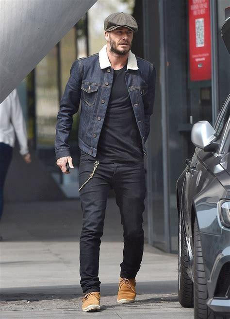 Beckham Talks Denim With by David Beckham In Designer Denim Denimology