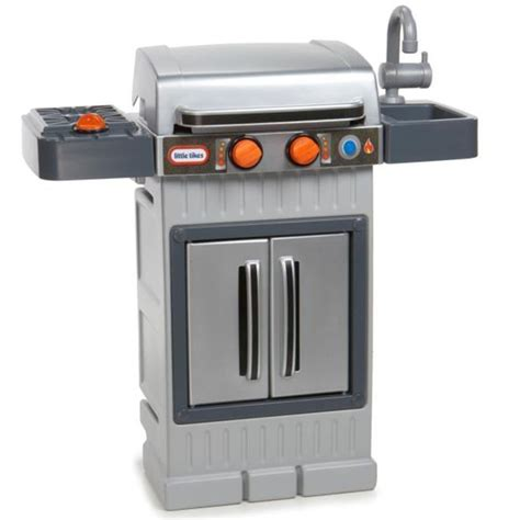 little tikes backyard barbecue backyard bbq get out and grill by little tikes ebay