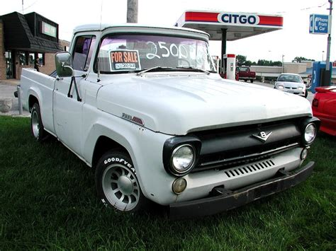 57 Ford Truck by 57 Ford Truck Pics Page 2 The H A M B