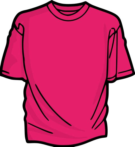 design a shirt and get it for free t shirt clipart black shirt clipartix