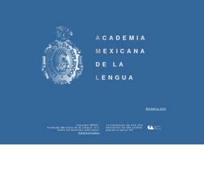 academia mexicana de la lengua academia org mx academia mexicana de la lengua