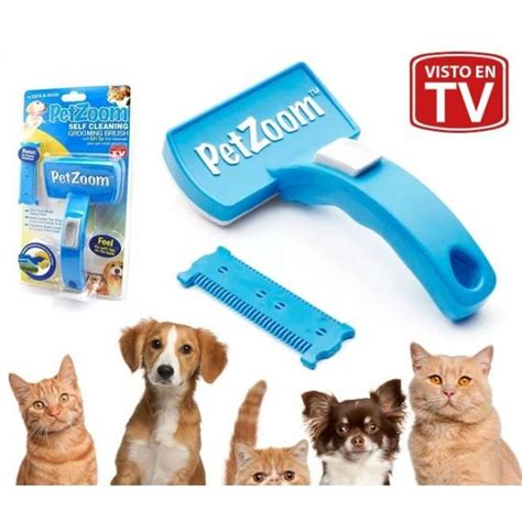 Pet Zoom Cat Grooming Brush Petzoom Trimmer Cats Limited 1 as seen on tv pet zoom self cleaning end 5 21 2017 6 15 pm