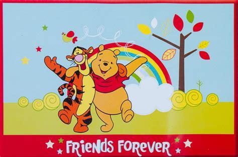 tappeti winnie the pooh disney tappeto bambini 80x120cm stanza dei da gioco winnie