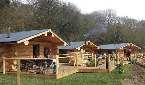 log cabins accommodation mountain edge shropshire