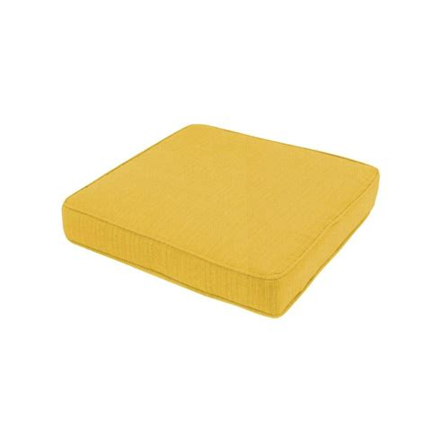 Outdoor Floor Cushion by Paradise Cushions Gold Outdoor Floor Pool Cushion Pl05pc2