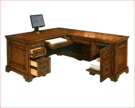 Aspen Computer Desk With Return As49 307 308 Computer Desk With Return