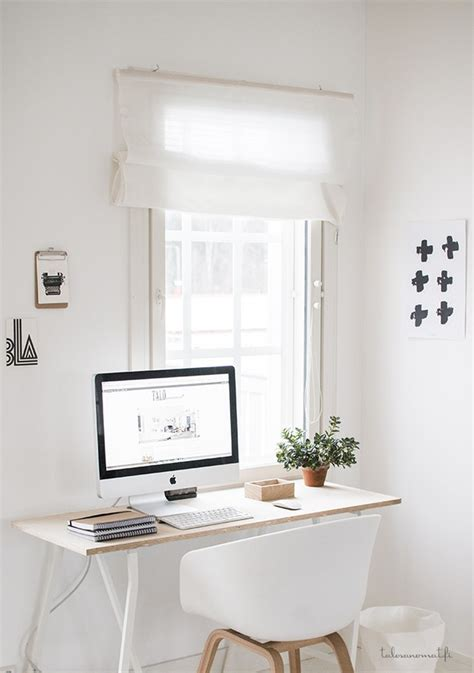 minimalist workspace desk via tumblr image 3387911 by ksenia l on favim com