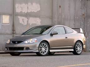 2003 Acura Rsx Tire Size 2003 Acura Rsx Type S Performace Package Review