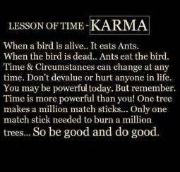 How Do You Find Out What Someone Was Arrested For by Famous Quotes About Karma Quotesgram
