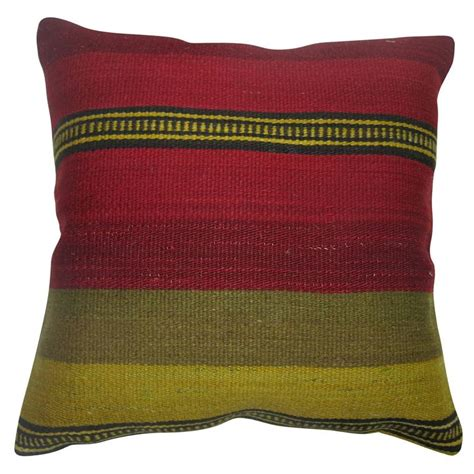 Kilim Pillow by Turkish Kilim Pillow For Sale At 1stdibs