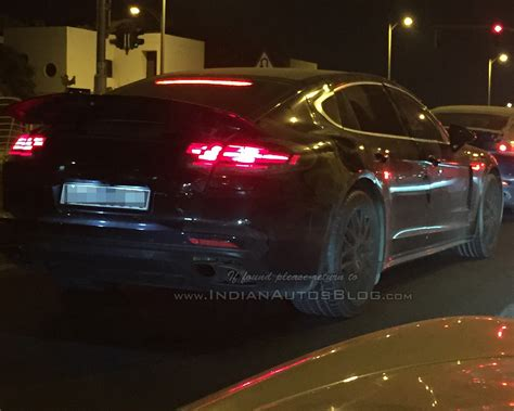 porsche panamera turbo 2017 back 2017 porsche panamera turbo snapped in the middle east