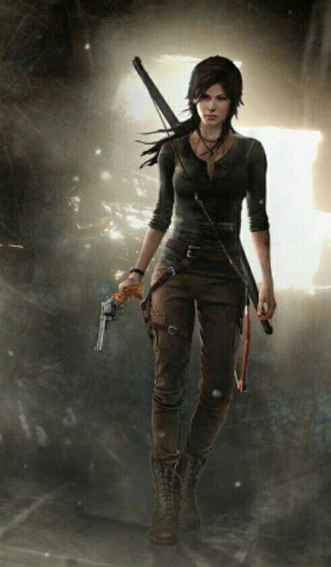 Garskinstikerskin Laptop Rider Lara rise of the by turningpoint top mmorpg raiders raiders